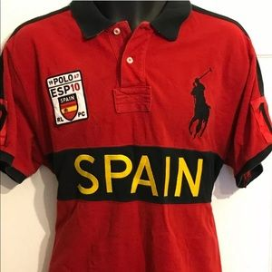 Polo Ralph Lauren Spain size XL